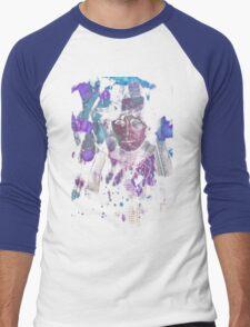 The Fourth Doctor Men's Baseball ¾ T-Shirt