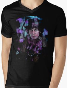 The Fourth Doctor Mens V-Neck T-Shirt