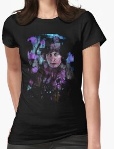 The Fourth Doctor Womens Fitted T-Shirt