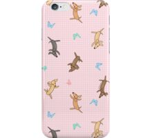 Chasing Butterfly iPhone Case/Skin