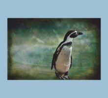 Pondering Penguin One Piece - Short Sleeve