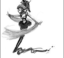 Dancer by dannnboy