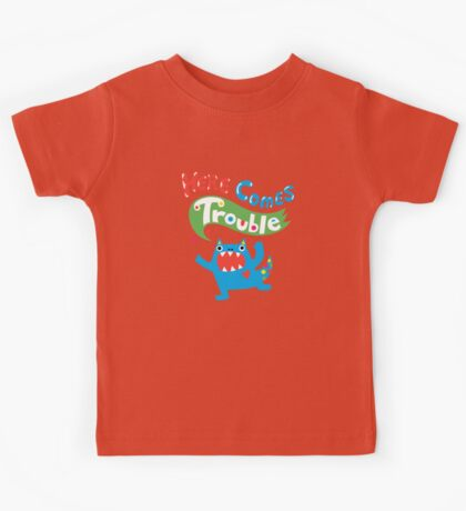 Here Comes Trouble primary Kids Clothes