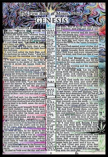 Genesis One  by Calgacus