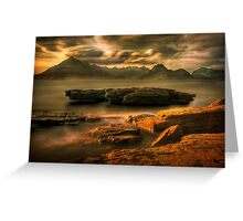 Elgol (2) Greeting Card