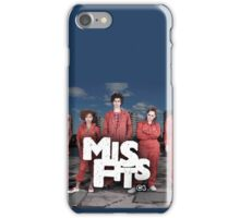 Misfits tv show netflix  iPhone Case/Skin