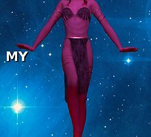 Elf Stars: Magic Card by franciknow