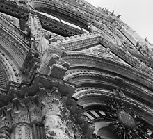 Siena Cathedral by shilohrachelle