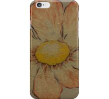 Peach Flower  iPhone Case/Skin