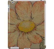 Peach Flower  iPad Case/Skin