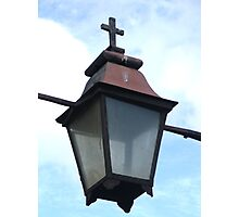 The Lantern Of Faith Photographic Print
