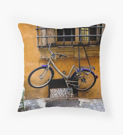 Go On Try It! Throw Pillow