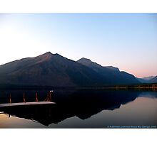Lake MacDonald 2 Photographic Print