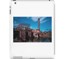 Powick Bridge and Mill iPad Case/Skin