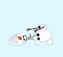 Olaf by steffirae