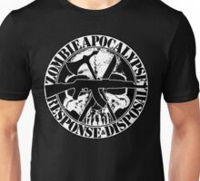 Zombie Apocalypse Response and Disposal Unisex T-Shirt