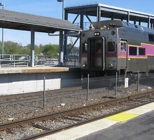MBTA Commuter Rail by Eric Sanford
