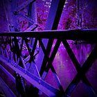 Purple, dark, and creepy.. by jammingene
