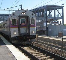 1529 MBTA Commuter Rail by Eric Sanford