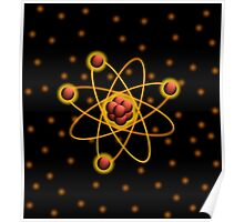 Atomic Structure Poster