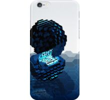Abstract cube iPhone Case/Skin