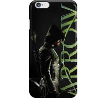 Arrow US TV series Green DC Comics Action Fiction Amell iPhone Case/Skin