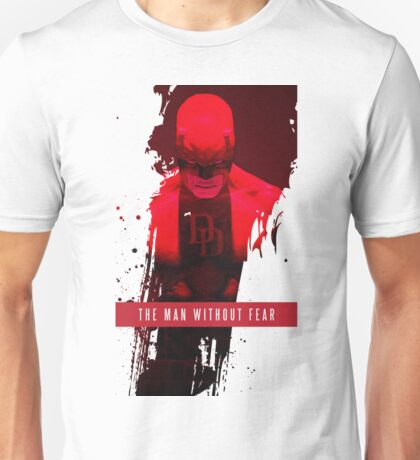 DD - Red Fear 2 Unisex T-Shirt