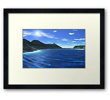 Newberry Castle Bay Framed Print