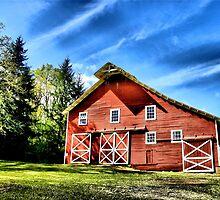 Finley Barn by jeanniechris