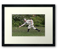 Pitcher 1866 Framed Print