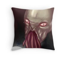 Ood  Throw Pillow