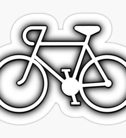 Simple Bicycle Sticker