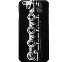 Tone Holes And Ring Keys iPhone Case/Skin