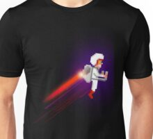 8bit pixel 80s Jetpack Geek from Space Unisex T-Shirt