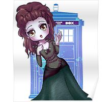 TARDIS woman   Poster
