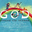 God's Rainbow by Kayleen West