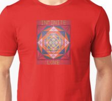 Infinite Love Painting Unisex T-Shirt