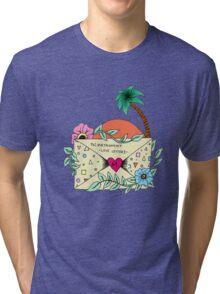 Metronomy Tri-blend T-Shirt