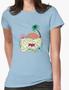 Metronomy Womens Fitted T-Shirt