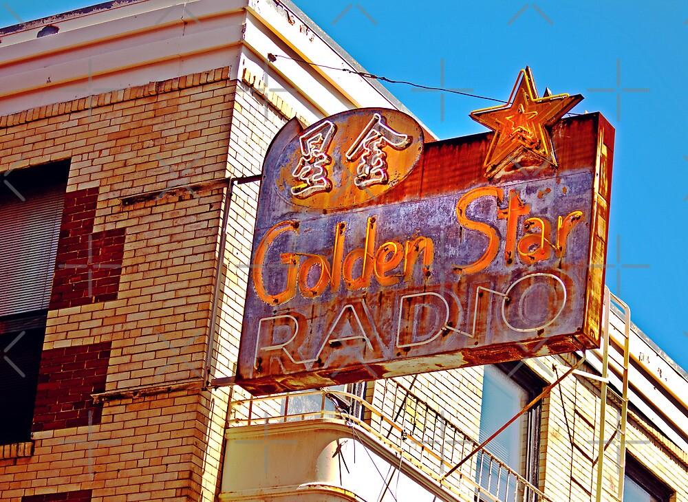 Golden Star Radio - Chinatown by Buckwhite