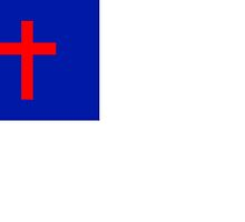 CHRISTIAN FLAG by Calgacus
