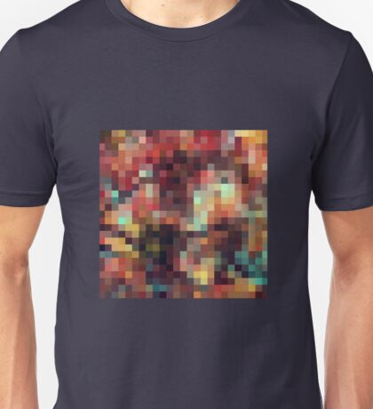 Nature Pixels No 11 T-Shirt