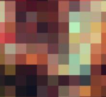 Nature Pixels No 11 Sticker