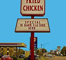 Lisa's Fried Chicken by Robert Howington