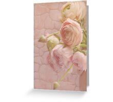 Fresh Picked Pink Greeting Card