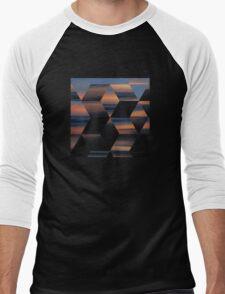 Eclipse Men's Baseball ¾ T-Shirt