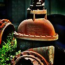 Old Rusty Stuff by Xcarguy
