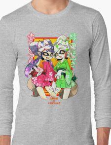 Squid Sistas Long Sleeve T-Shirt