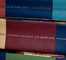 HP Books Sticker
