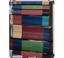 HP Books iPad Case/Skin